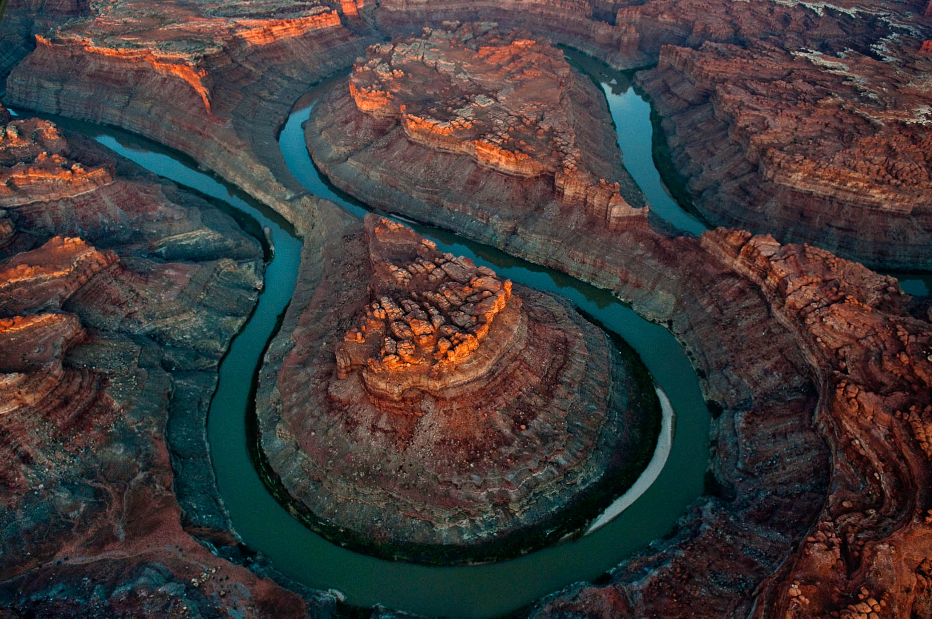 Colorado River McBride