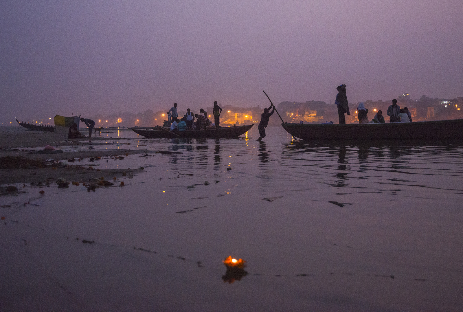 The Loved Ganges